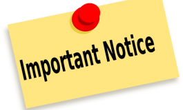 CSA Notice: Extraordinary General Meeting