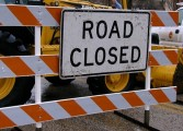 Road Closure-October 9th, 2017