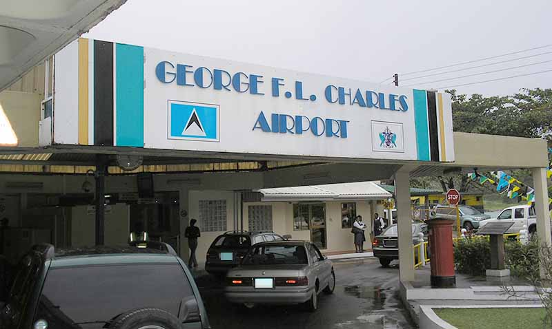 George F.L. Charles Airport St. Lucia