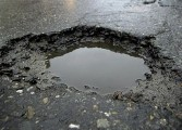Barbados: Government begins pothole repair