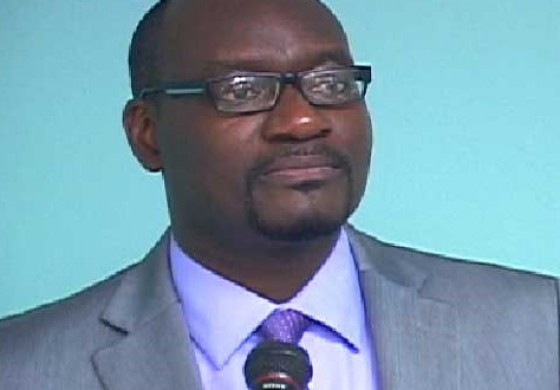 Hon. Moses Jn Baptiste attends Eastern Caribbean Central Bank conference