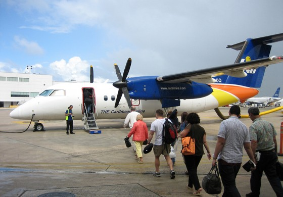 LIAT announces flight disruptions ahead of potential cyclone
