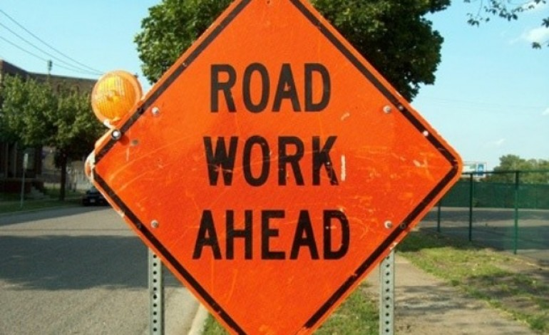 road works construction