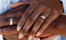 Why do we wear wedding rings on the 4th finger of the left hand?