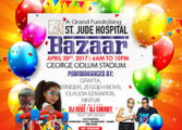 Plans Underway for St Jude Hospital Fundraising Bazaar
