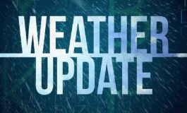 Weather Update May 21, 2016