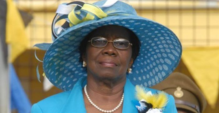 Dame Pealette Louisy - Governor General of Saint Lucia