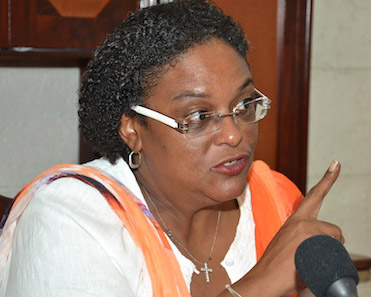 Mia Mottley defends visit to Saint Lucia