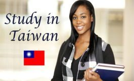 Opportunities open to pursue higher education in Taiwan - 2018 scholarships