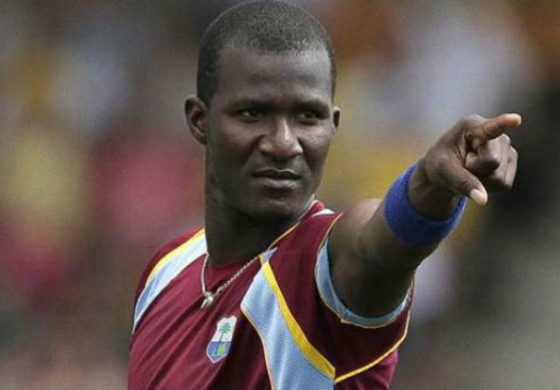 Daren Sammy sends message to youth in crisis