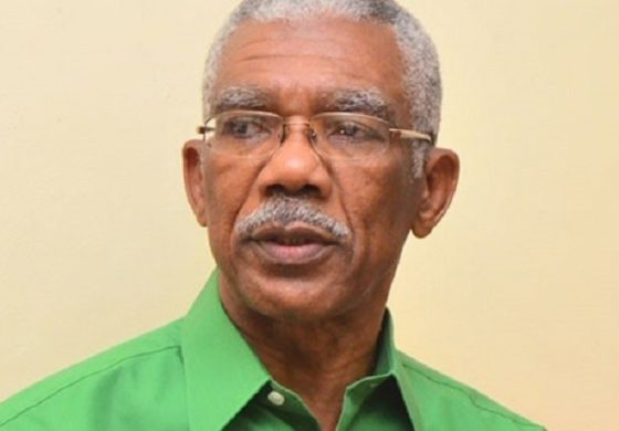 Security threats limit movement of Guyana President in US
