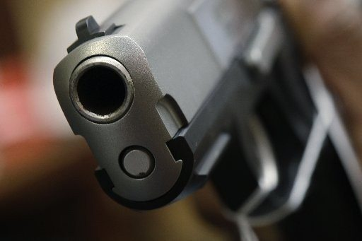 Three injured in drive-by shooting