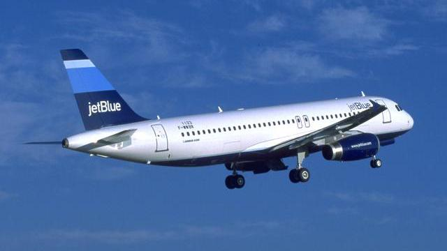 Born to be Blue: Baby delivered aboard JetBlue flight