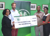Windward and Leeward Brewery Limited Partners with Junior Achievement