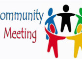 Notice of  various WASCO community meetings