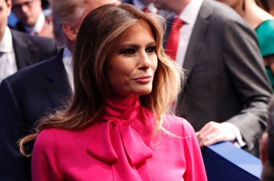 Trump accusers telling lies – Melania