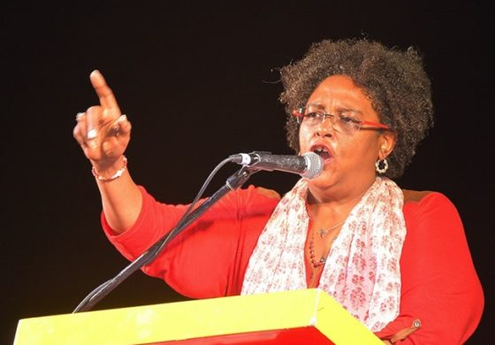 Mottley calls for national emergency in Barbados