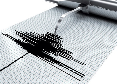 Tremor off Barbados