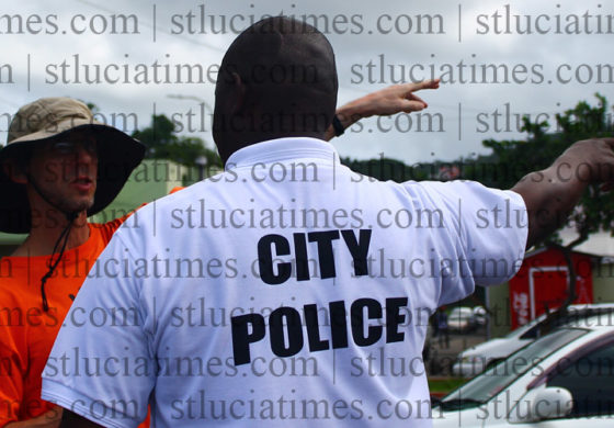 City Police presence in Castries welcomed