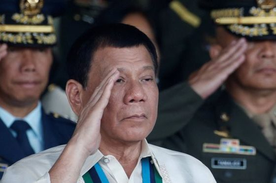 Duterte: I threw suspect from helicopter
