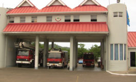 Gros Islet fire station closed