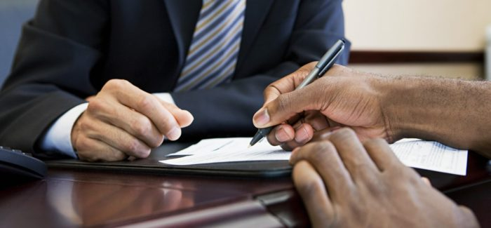 contract or sales agreement