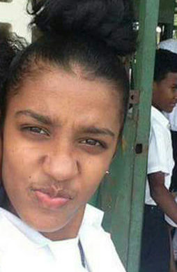 T&T: Schoolgirl strangled, struggled with attacker