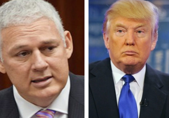 Chastanet hopes Trump can make America great