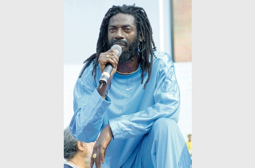 Early release for Buju Banton