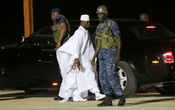 Gambia: Millions missing after leader leaves