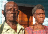 Ninety year old and wife attacked by bandits
