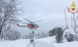 Italy: Several missing in avalanche