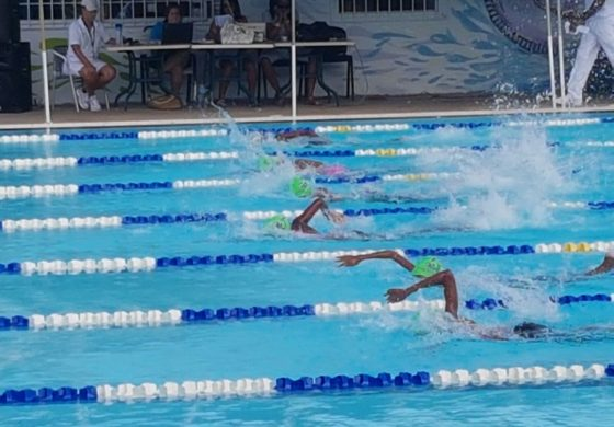 Flow Supports RHAC Invitational Swim Meet