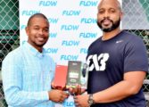 Flow Supports IBF 3x3 Basketball