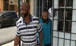 Money laundering suspects in court