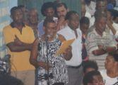 Vieux Fort hosts Pearl of the Caribbean Town Hall meeting