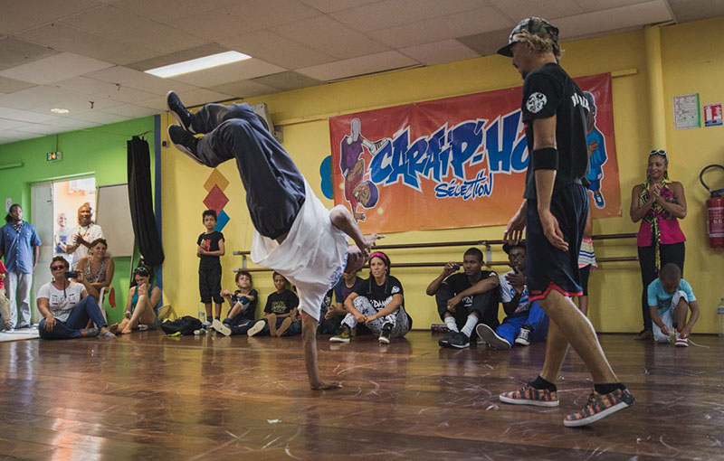 David Milome_break dancing
