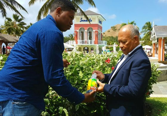 Sandals supports young entrepreneur