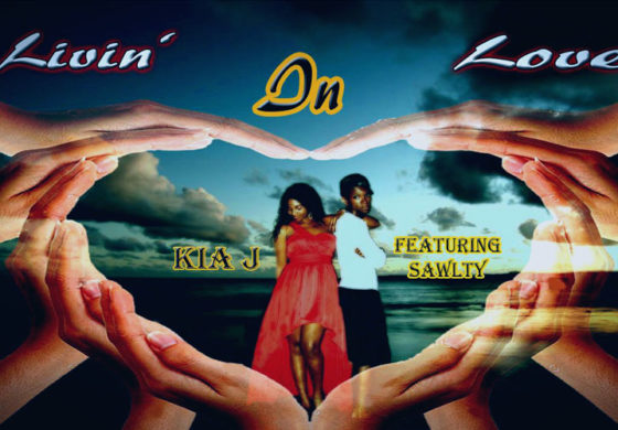 KIA J Releases New Single 'Livin In Love' Featuring Sawlty on Valentine's Weekend