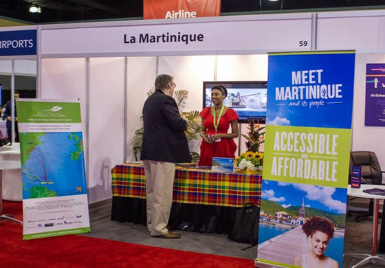 OECS Debuts at Routes Americas 2017