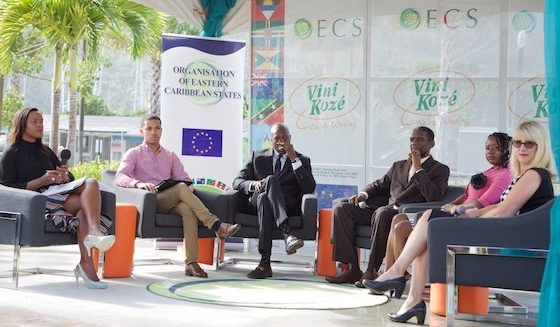 OECS Engages Citizens on Development Issues