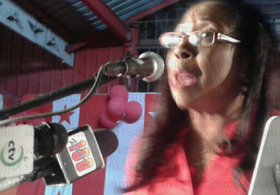 Alvina blasts Ubaldus Raymond over scandal
