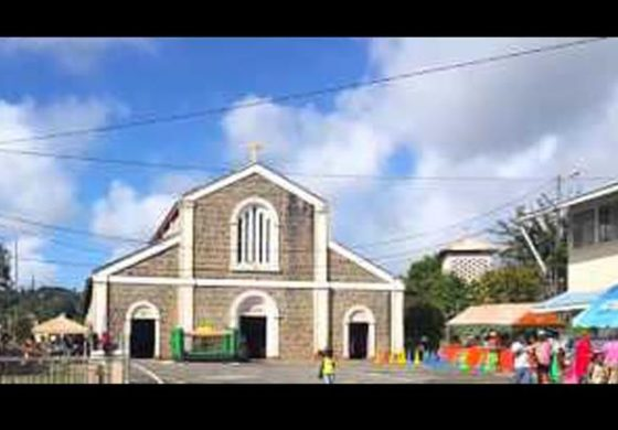 Babonneau Church celebrates 70th anniversary