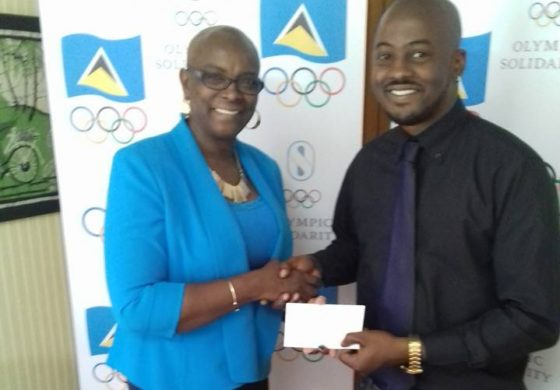 Boxing gym project gets big contribution