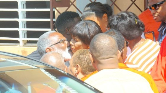 Jamaica: Portia leaves April 2