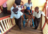 Guyana: Wheelchair-bound man on murder charge