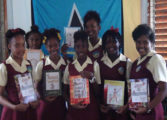 Soufriere Young Authors Book Series launched