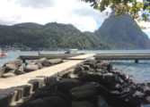 SRDF formalizes management of port Soufriere