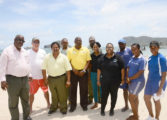 Coconut Bay staff benefit from training in management of the sea turtle population