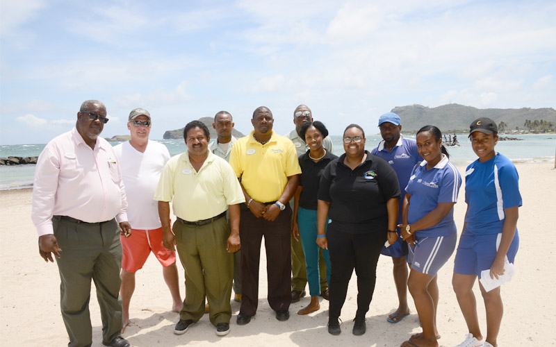 Coconut Bay Trainees & Resource Persons after Conclusion of Workshop